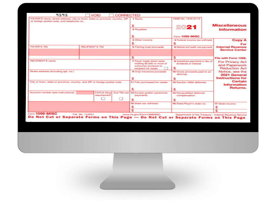 Create Free Printable 1099 Misc Forms Online E File Just 099